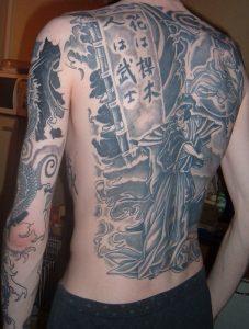 Fred K tatouages