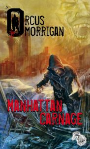 Couverture Manhattan Carnage Orcus Morrigan