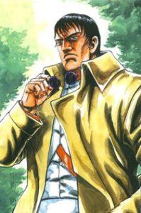 Napoléon Hasegawa Tetsuya