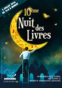 Nuit des livres Esquelbecq 2016