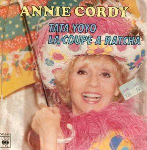 Annie Cordy Tata Yoyo