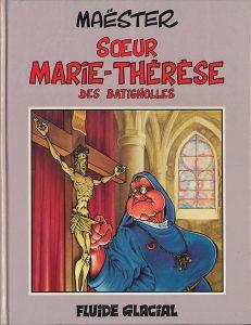 Couverture Soeur Marie-Thérèse Maëster