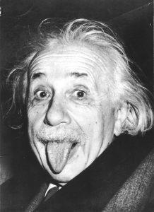 Albert Einstein relativité