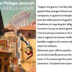 Couverture Gagner la guerre Jean-Philippe Jaworski