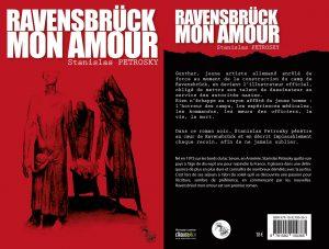 Couverture Ravensbrück mon amour Stanislas Petrosky L'atelier Mosésu