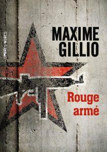Rouge armé Maxime Gillio Ombres noires