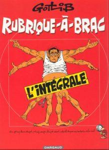 Couverture Rubrique-à-brac Gotlib