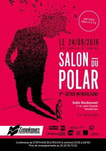 Salon du polar Templemars 2016