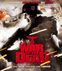 Affiche War of the dead