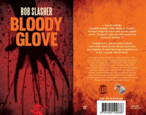 Couverture Bloody Glove Bob Slasher