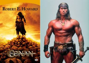 Conan Robert Howard Schwarzenegger