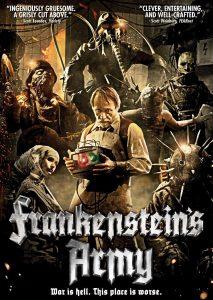 Affiche Frankenstein Army