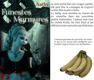 Couverture Funestes Murmures Nathy