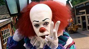Grippe-Sou le clown cabriolant