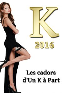 K d'Or 2016 Angelina Jolie Un K à part