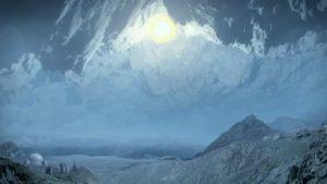 Terre Creuse Antarctique