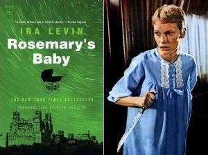 Rosemary's baby Ira Levin Mia Farrow