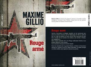 Couverture Rouge armé Maxime Gillio