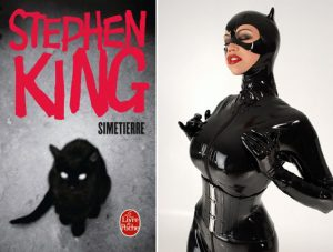 Simetierre Stephen King Catwoman