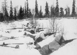 Soldats Finlande