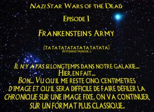 Star Wars of the Dead épisode 1