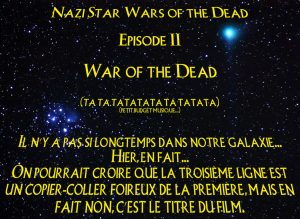 Star Wars of the Dead épisode 2