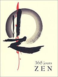 Couverture 365 jours zen