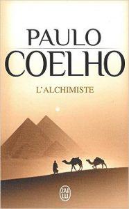 Couverture L'Alchimiste Paulo Coelho J'ai Lu