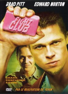 Affiche film Fight Club