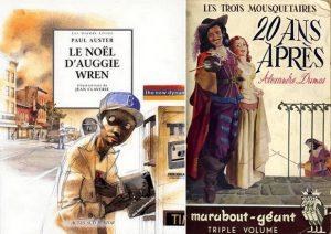 Noël d'auteur Arnaud-Dominique Houte