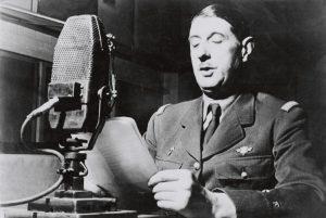 Appel 18 juin général De Gaulle