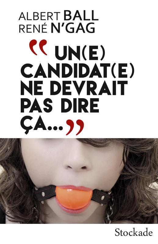 Détournement Un candidat ne devrait pas dire ça par Un K à part