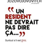 Détournement Un Resident Evil ne devrait pas dire ça par Un K à part