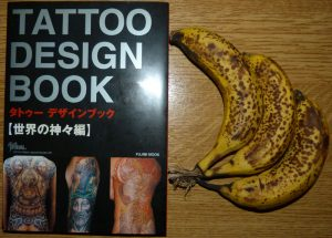 Couverture Tattoo design book