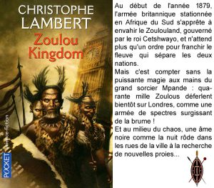 Couverture Zoulou Kingdom Christophe Lambert
