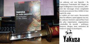Couverture Yakuza David Kaplan et Alec Dubro