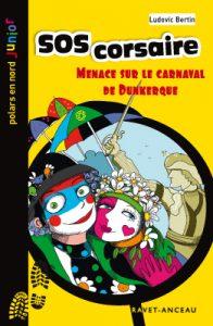 Couverture SOS Corsaire Ludovic Bertin