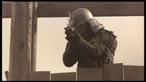 Samourai fusil d'assaut