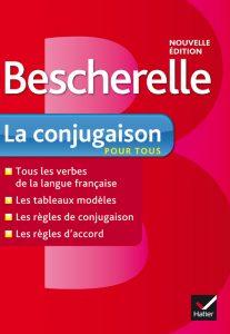 Couverture L'art de conjuguer Louis-Nicolas Bescherelle Hatier