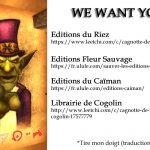 Gobelin WoW we want you