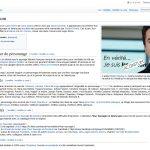 Détournement Wikipedia Aconitum par Un K à part