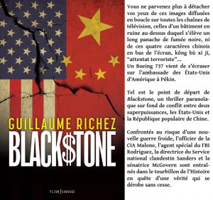 Couverture Blackstone Guillaume Richez