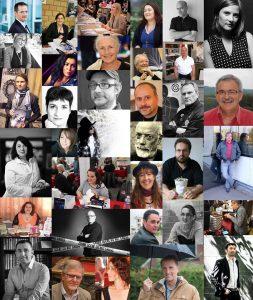 Auteurs salon Envie de Livres 2017