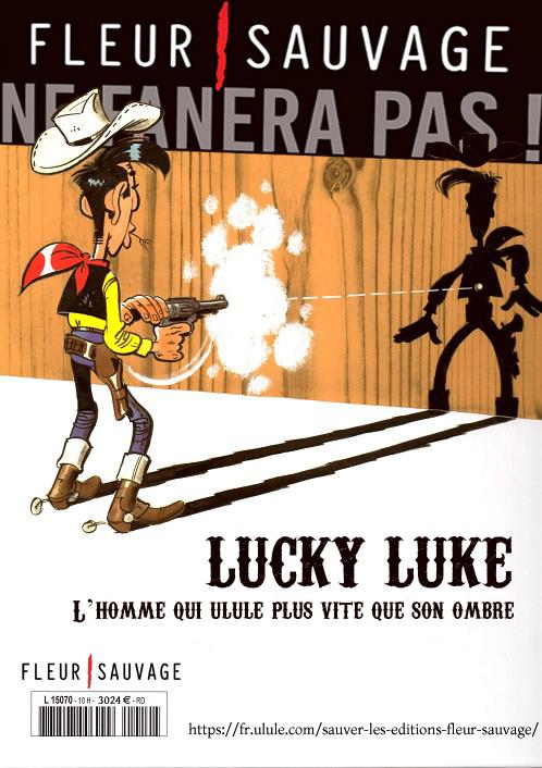 Détournement Lucky Luke par Un K à part