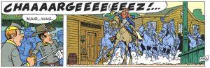 Stark Les Tuniques Bleues chargez