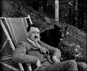 Aldolf Hitler la glandouille