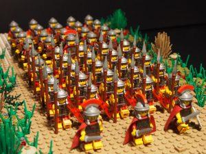 Légion romaine Lego