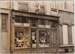 Librairie Meura Lille années 50