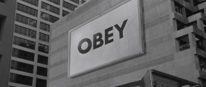 Obey John Carpenter Invasion Los Angeles