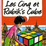 Détournement Les Cinq et le Rubik's Cube par Un K à part